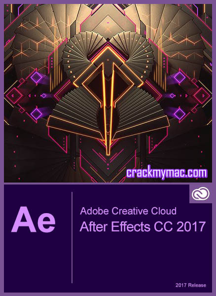 Adobe After Effects CC 2017 14.0 Mac Crack