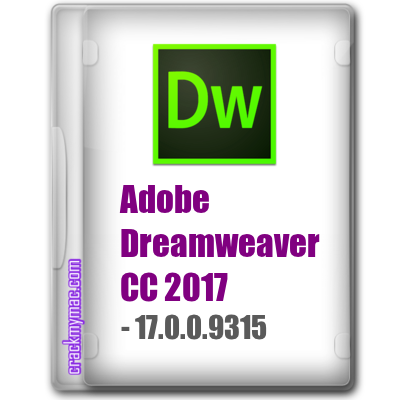 Adobe Dreamweaver CC 2017 17.0 MAC