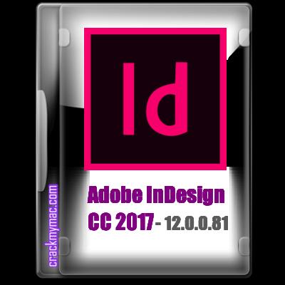 Adobe InDesign CC 2017 12.0.0.81 Logo - crackmymac.com