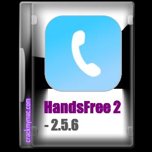 HandsFree_2.5.6_Logo_CrackMyMac