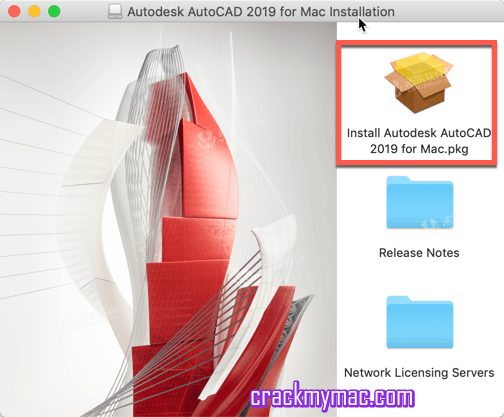 crack autocad macbook