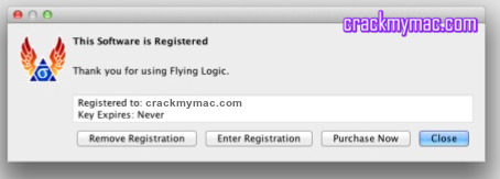 flying_logic_pro_registered_never_expires