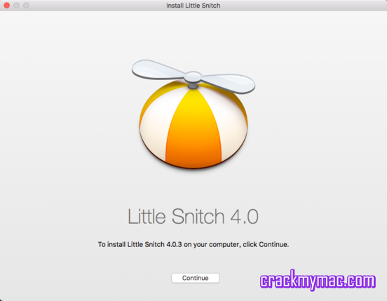 Little Snitch 4 Mac OS X (4 0 3) CR2 Full Crack - CrackMyMAC
